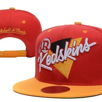 PEAPON Washington Redskins Snapback NFL Football Hat M&N