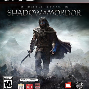 Middle Earth: Shadow of Mordor - Playstation 3 (Very Good)