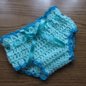 Diaper Cover Pattern, crochet Pattern - Newborn up to 12 months