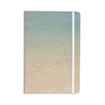 "Catherine McDonald ""Ombre Sea"" Beach Photography Everything Notebook"