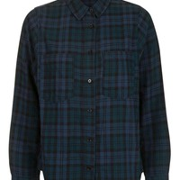 Check Pyjama Shirt - Sleepwear - Clothing