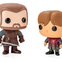 Game of Thrones Vinyl Pop Figures - Ghost