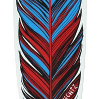 Landyachtz Maple Chief Feather Complete Longboard 8.75x36