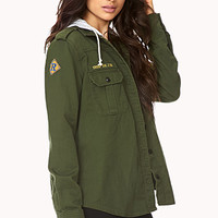 Brooklyn Troop Army Jacket