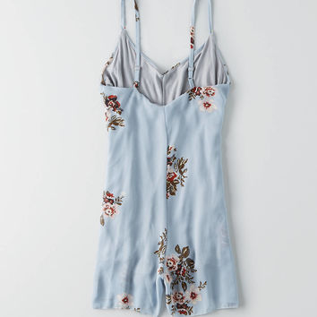 DON'T ASK WHY CHIFFON ROMPER