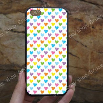 Sweet Hearts iPhone Case,samsung case,iPhone 5C 5/5S 4/4S,samsung galaxy S3/S4/S5,Personalized Phone case
