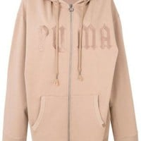 Fenty X Puma Fleece Hoody With Harness - Farfetch