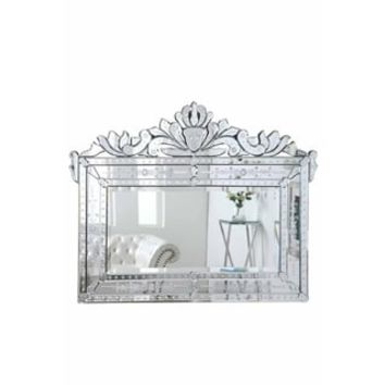 Venetian Clear 59-inch Transitional Mirror | Overstock.com Shopping - The Best Deals on Mirrors