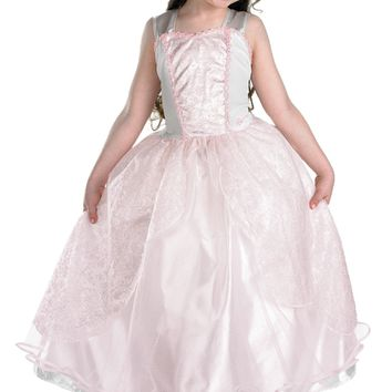 My Wedding Day Barbie Deluxe Toddler Costume 3T-4T