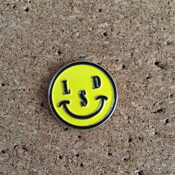 Goodworth LSD Smiley Face