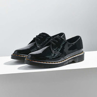 Dr. Martens Dupree Patent Leather 3-Eye Shoe | Urban Outfitters