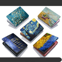 laptop skin Notebook computer case film 10 15.6 inch computer sticker outside protective cover laptop ipad Van Gogh painting