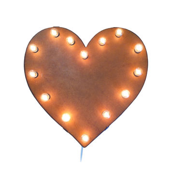 Light Up My Love Marquee Sign
