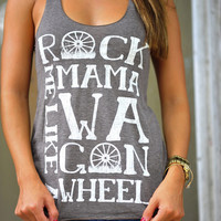 JUDITH MARCH: Rock Me Mama Tank | Hope's