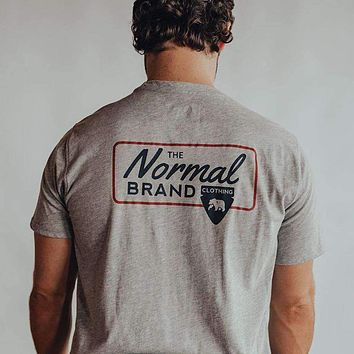 Arrowhead T-Shirt by The Normal Brand