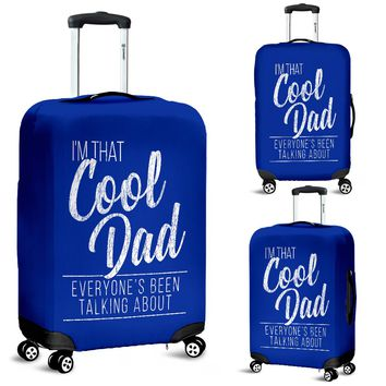 NP Cool Dad Luggage Cover