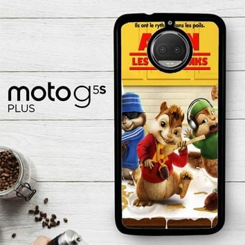 Alvin And The Chipmunks Y0710  Motorola Moto G5S Plus Case