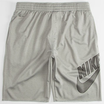 Nike Sb Sunday Mens Dri-Fit Sweat Shorts Grey/Black  In Sizes