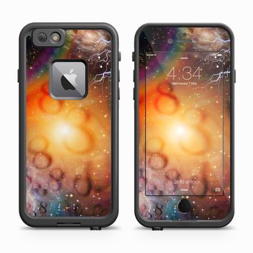 Abstract Time Storm Skin for the Apple iPhone LifeProof Fre Case