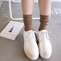 Cotton Winter Vintage Socks 5 pairs/set [10383510668]
