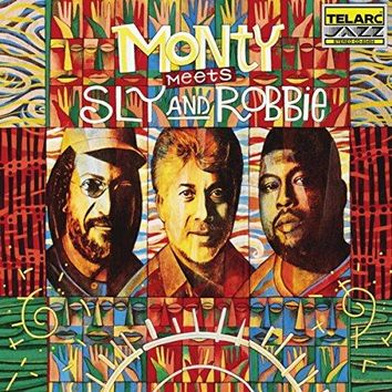 Monty Alexander & Sly Dunbar & Robbie Shakespeare - Monty Meets Sly And Robbie