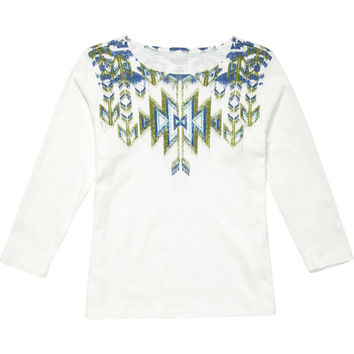 Pendleton iKat Print Shirt - Long-Sleeve - Women's Ivory Knit Print,