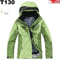 New Le Si Feisi Women's Jackets / New Women's North Face Jackets / Le Si Feisi Two-piece 2-in-1 Series