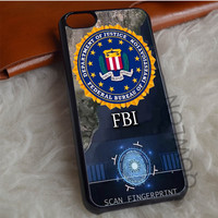 FBI iPhone 7 Case