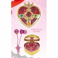 Sailor Moon Cosmic Heart Compact Packed Earphones