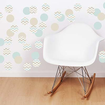 Polka Dot 2 Vinyl Wall Decal Sticker