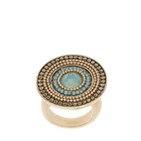 The Ring Boutique | The Ring Boutique Diamante and Jewel Ring at ASOS
