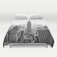 New York City Duvet Cover by Studio Laura Campanella