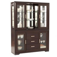 Ariana 2 Pc. China - China Cabinets - Dining - theroomplace - Categories