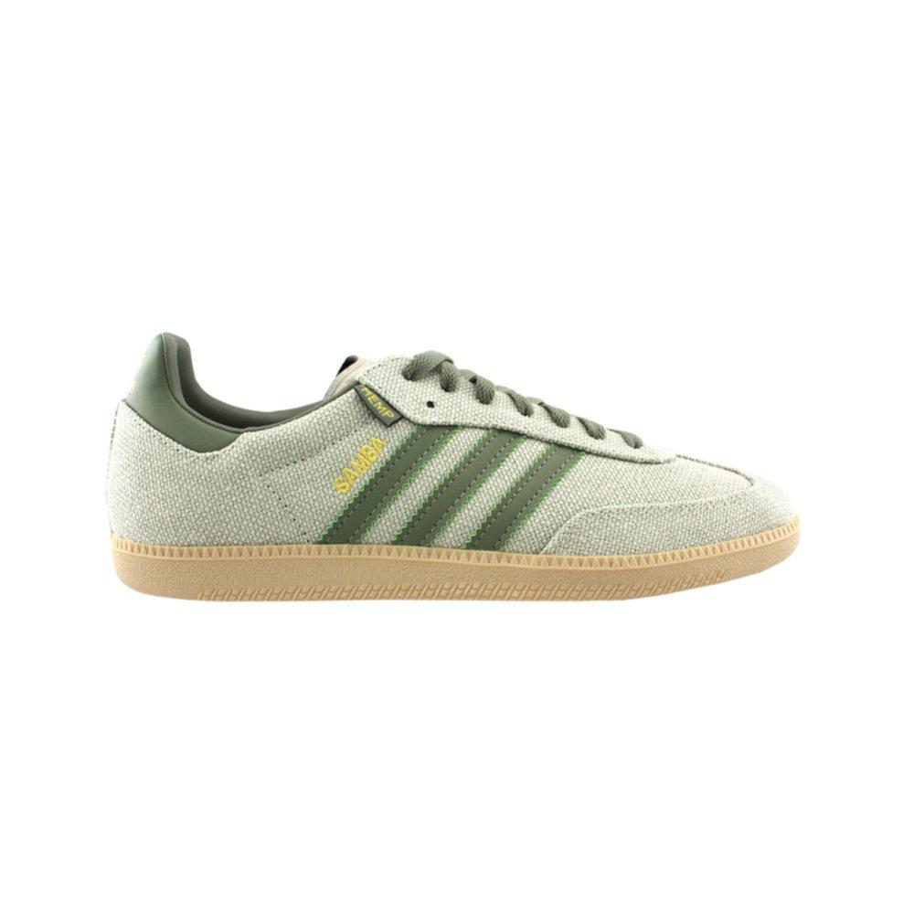 Mens Adidas Samba Hemp Athletic Shoe Tan From Journeys