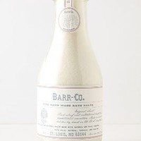 Barr-Co. Fine Handmade Bath Salts in Original Scent Size: One Size Bath & Body