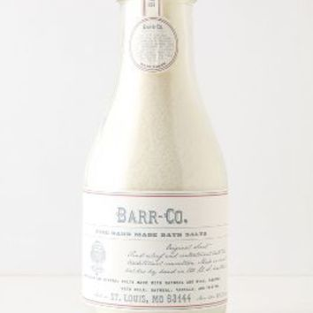 Barr-Co. Fine Handmade Bath Salts by Anthropologie in Original Scent Size: One Size Bath & Body