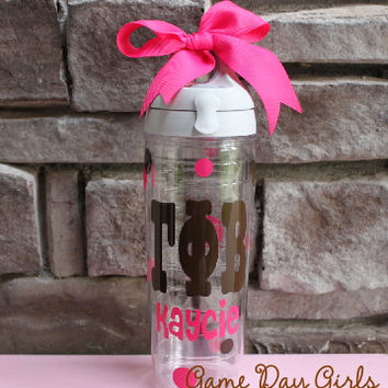 GAMMA PHI BETA tervis  water bottle