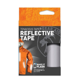 GEAR AID TENACIOUS TAPE REFLECTIVE PATCH