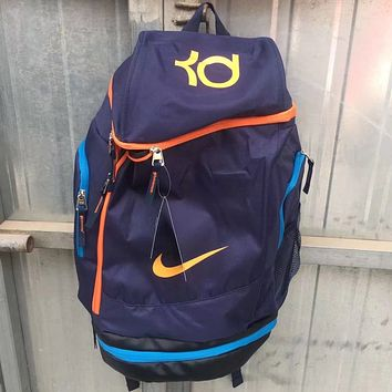 NIKE ZOOM KD 2018 Counter Basketball Backpack College Men's Schoolbag F-A30-XBSJ Purple