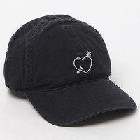LA Hearts Heart And Arrow Baseball Cap at PacSun.com