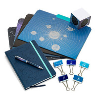 Outer Space Stationery Set - Exclusive