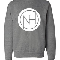 "Niall Horan ""NH Logo"" Crew Neck Sweatshirt"