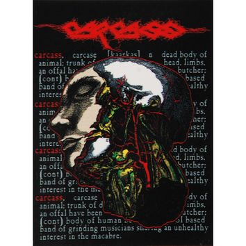 Carcass Sticker