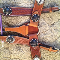 Dodge Cummins Tack Set with a little bling