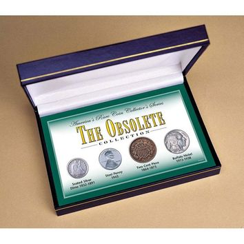 America's Rare Coin Collector's Series - Obsolete Collection—Buy Now!