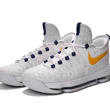 Beauty Ticks 2017 Nike Zoom Kd 9 Kevin Durant Men's Basketball Shoes