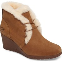 UGG® Jeovana Genuine Shearling Lined Boot (Women) | Nordstrom
