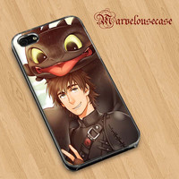 How To Train Your Dragon Vikings Fury Hiccup custom case for all phone case