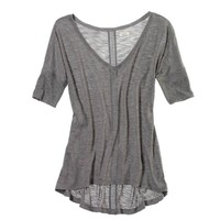 Aerie Dolman Hi-Lo Tee | Aerie for American Eagle