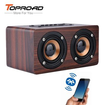 Wireless Bluetooth Speaker Portable HiFi Shock Bass